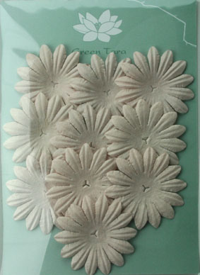 5cm Petals, Taupe Pack of 10