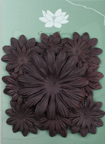 Pack of 22 mixed petals, Blackberry