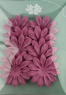 6cm Petals, Dusky Pink Pack of 10