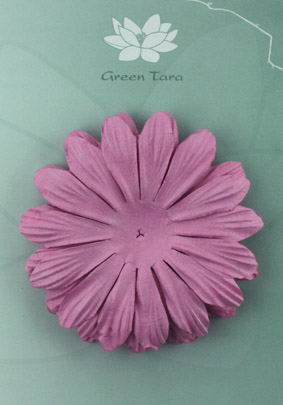 10cm petals. Dusky Pink Pack of 5.