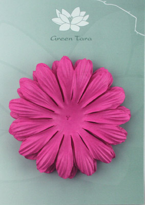 10cm petals. Hot Pink Pack of 5.
