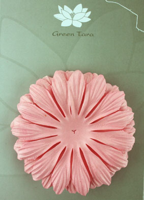 10cm petals. Pink Pack of 5.