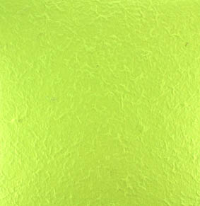 12x12 Handmade Mulberry Paper Lime Green