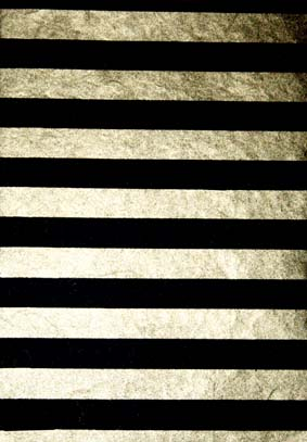 A4 Gold/Black Stripes