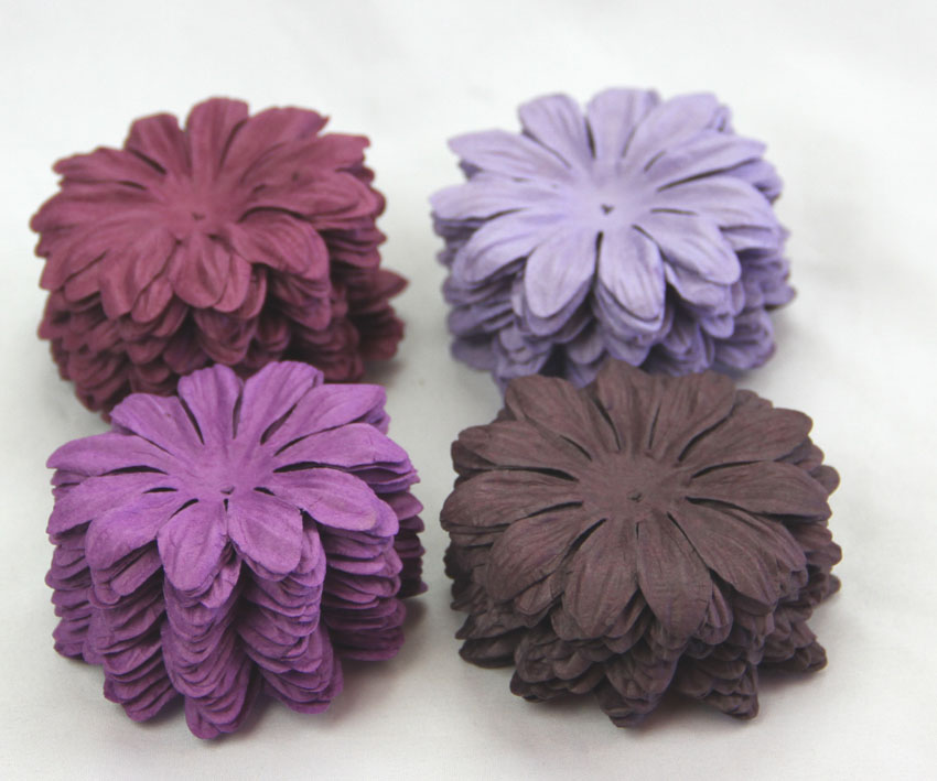 7cm Petal Pack - 'Antique' - 100 Petals