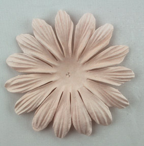 10cm petals. Taupe Pack of 25.