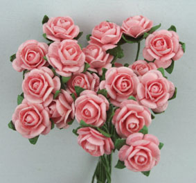 100 Roses 1cm Pale Pink