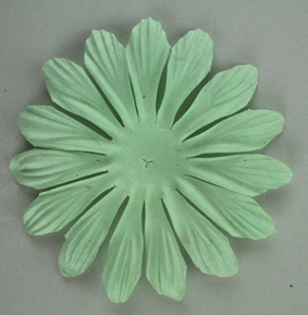 10cm petals. Baby Blue Pack of 25.