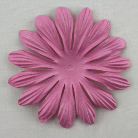 10cm petals. Dusky Pink Pack of 25.