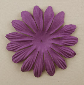 10cm petals. Purple Pack of 25.