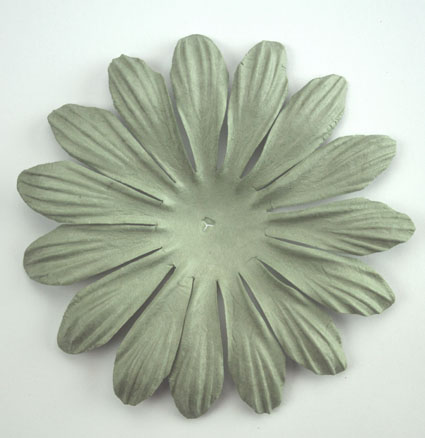 10cm petals, Sage. Pack of 25.
