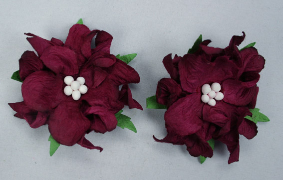 50 3 Layer Gardenia Cherry
