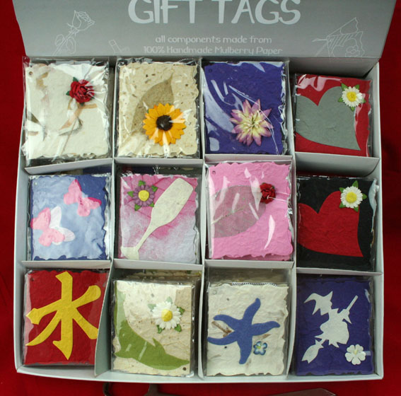 Std Gift Tags Box