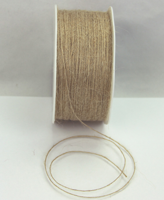 1mm Jute Fibre 200m Natural