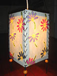 Lampshade - Flower Design