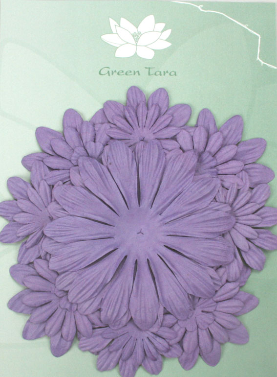 Pack of 22 mixed petals, Lavender