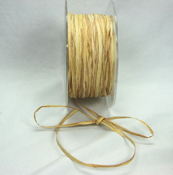 5mm Raffia 100yds (91.5m) roll Natural