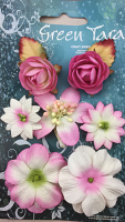 7 Rustic Flowers Blush