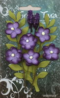 Primrose Collection Aubergine