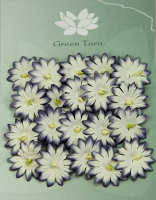 Pack 20 Lavender/White Flowers