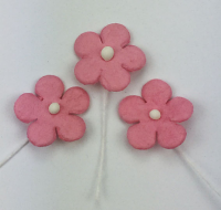 *NEW* 100 Flowers 1.5cm Rose Pink