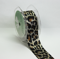 Animal Print 38mm 20m Leopard Large
